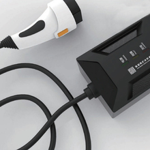 Fast Charging Cable For Portable EV Charger / EV Wall Box Charger