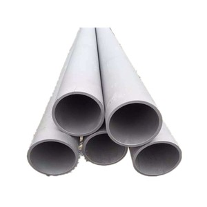 X6CrNiTi1810 seamless stainless steel pipe