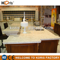 Koris man-made stone solid surface Kitchen countertop
