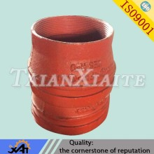 ductile iron Pipe Ferrule Joint Pipe Joint for fire pipe
