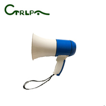 portable small recordable megaphone with usb/siren/talking