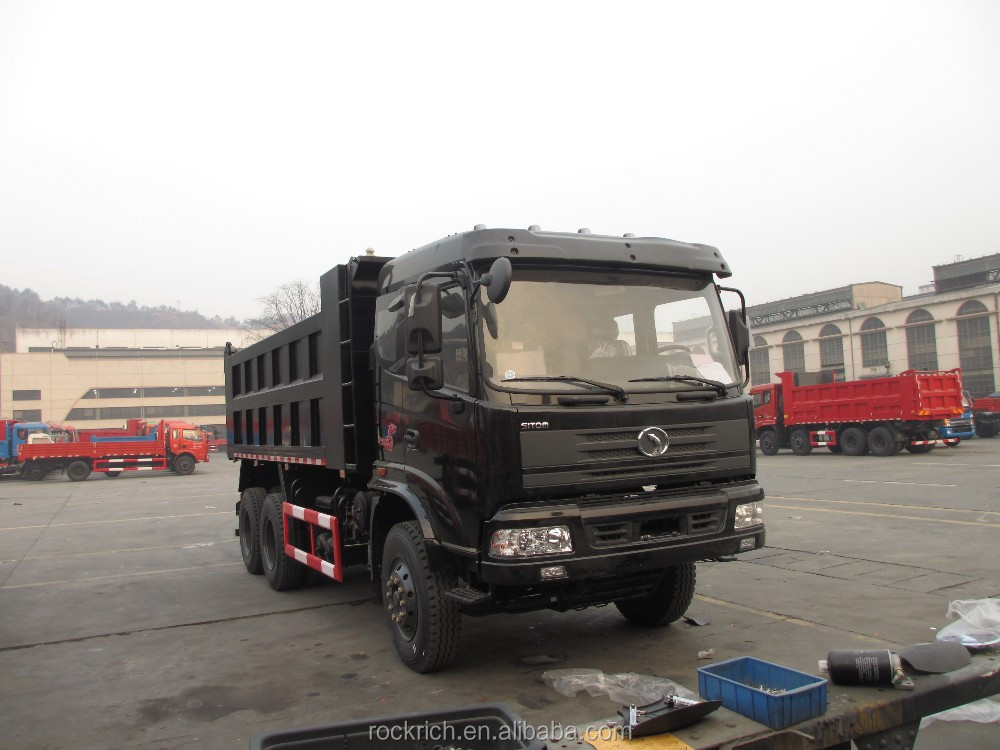 260hp Sitom medium duty trucks 10 wheel dump trucks for sale