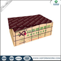 18mm Plastic Coated Film Faced Plywood