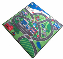Polyester Printed Custom Children's Play Mats