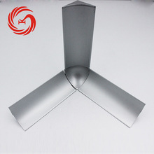 Professional bathroom floor joint aluminum interior coving trim