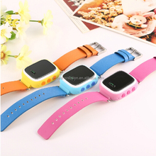 Quality Guaranteed Full Touch Screen Children Smart Watch Phone Q50 Q6 Kids Gps Watch