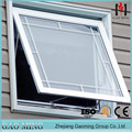 Soundproof awning window