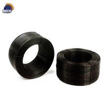 High Quality Low Price 14 Gauge Black Annealed Twist Iron Binding Wire
