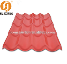 Trade Assurance Synthetic resin roofing tile