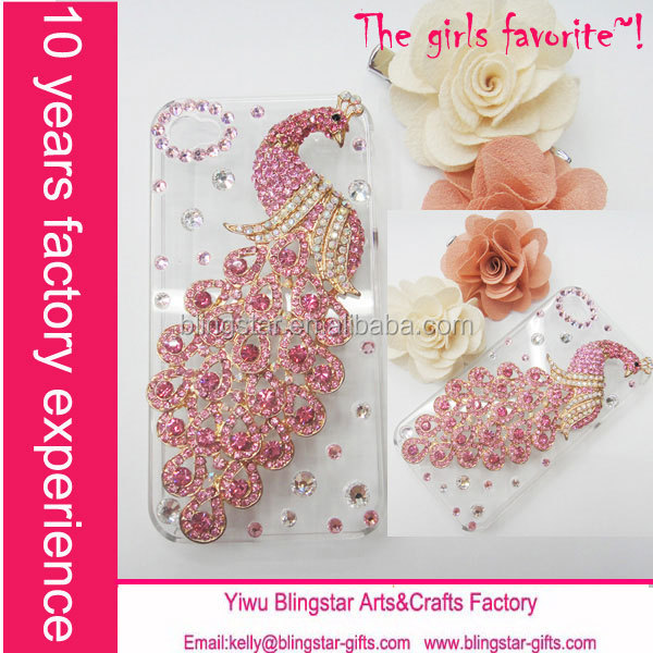 hot selling for iphone 5 crystal case