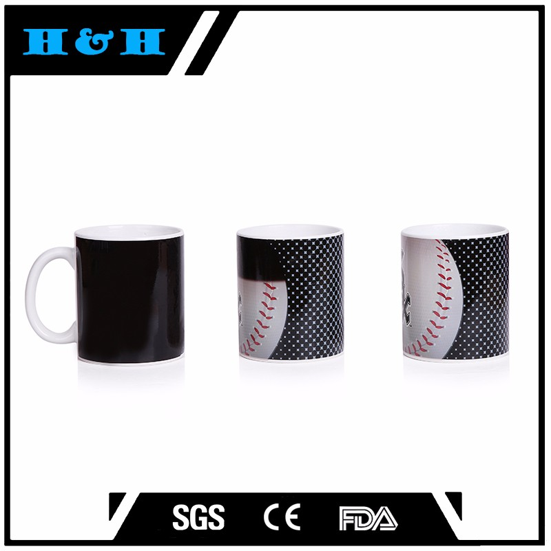 Promotion gift magic mug in philippines suction