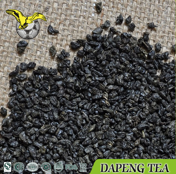 Manufacturer supply Gunpowder tea 3505 high quality tea