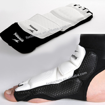 Taekwondo sports safety protective gear instep ankle guard