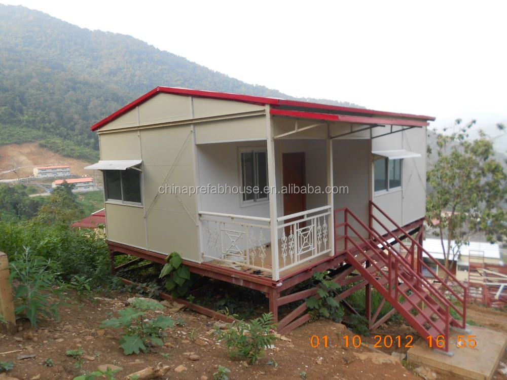 Top selling materials house prefab home construction building