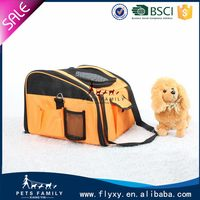 New promotional dog carrier on wheels