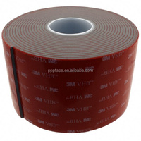 High Bond Double Side 3M VHB 4991 Adhesive Tape ,2.3MM,Grey