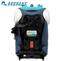 baby racing car seat with isofix latch factory price ecer4404 child 9-36KGS