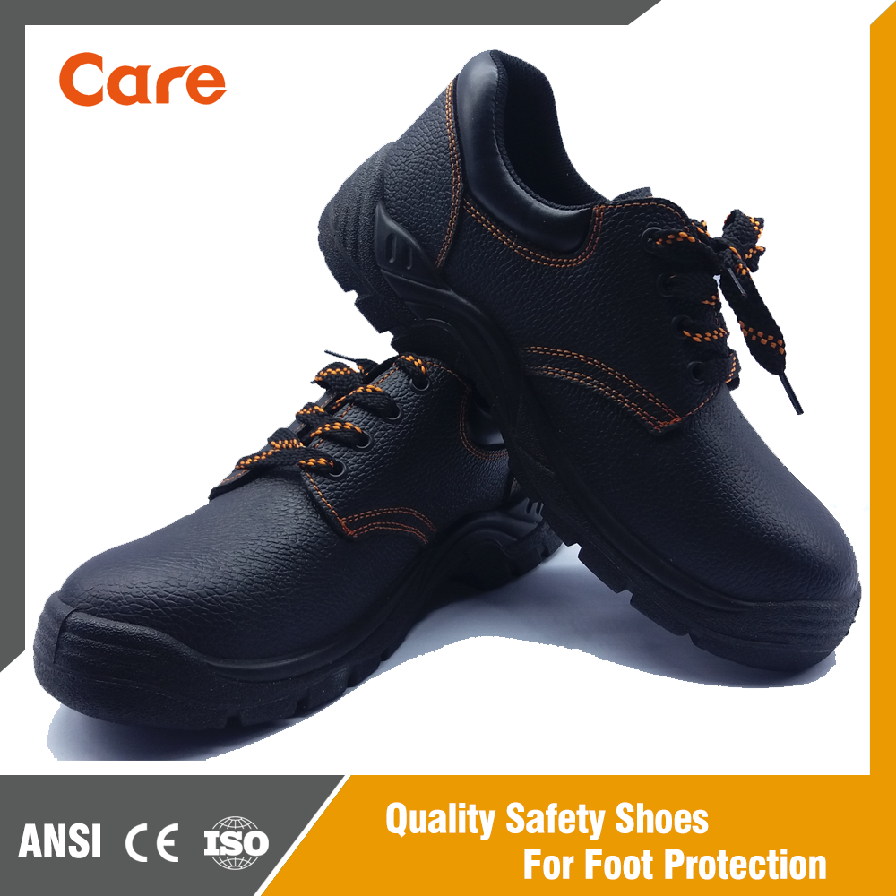 Cheap Iron Steel Toe Cap Safety Shoes Price