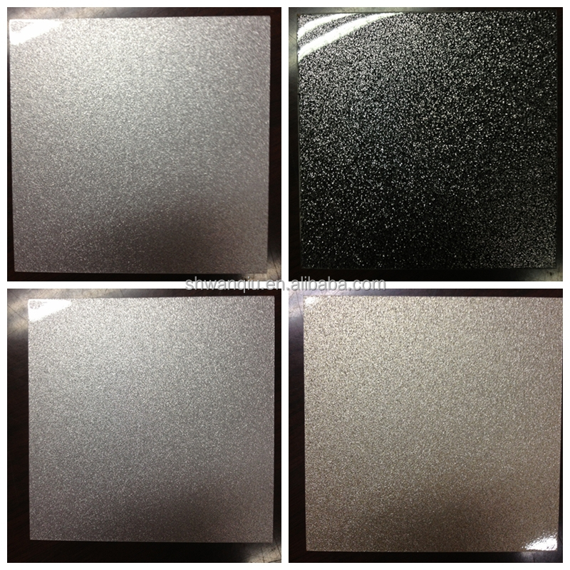 High Glossy UV MDF Board solid Color