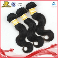 JP Hair 12 Inch 3pcs/Set Human Virgin Remy Peruvian Hair Weave
