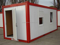 prefabricated steel frame high quality standard non-standard ting modular container house for sale
