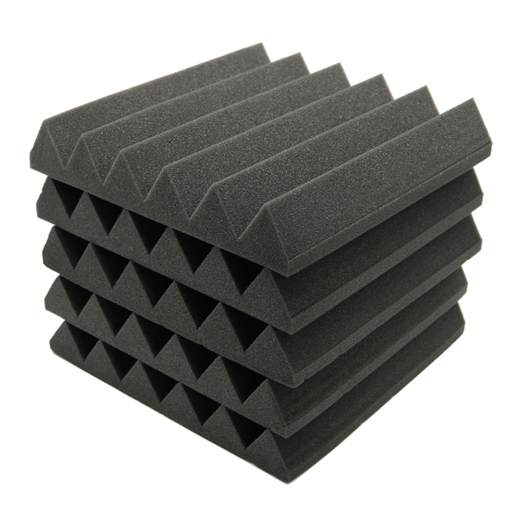 Waterproof Soundproof Material PET Acoustic Insulation Panel