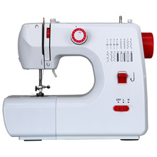 FHSM-700 Chinese home flat lock tailor sewing machine with table