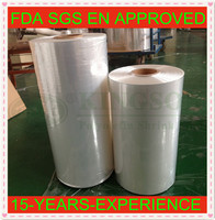 pof plastic film for cup sealing construction electronics