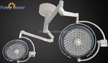 Beautiful shape!!! Hot sales! Double heads ceiling fan with led light YDE 700/500