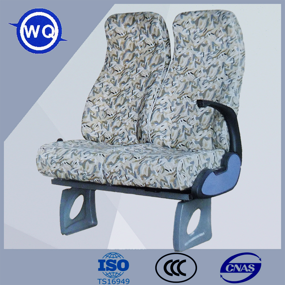 Pontoon double boat seat with CCC and ISO standard