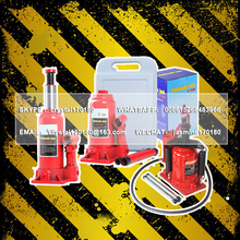 LHH006 50 tons two stage telescoping hydraulic bottle jack 20 ton