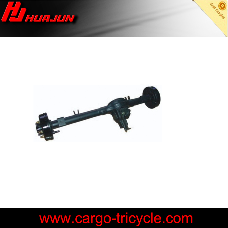 car rear axle for cargo motorcycle tricycle/three wheel motorcycle 250cc