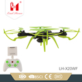 High technology pocket 0.3mpx wifi camera drone mini rc quadcopter with hold hight