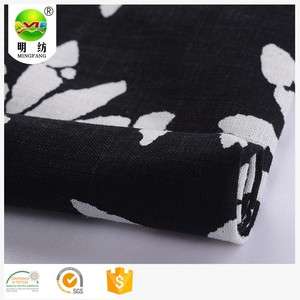 100 cotton flame retardant fabric linen cotton blended shirt fabric
