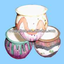 New hot ceramic cooking smudge pot