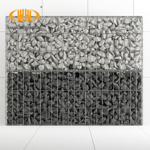 2017 Anping low price gabion baskets for sale,durable gabion baskets