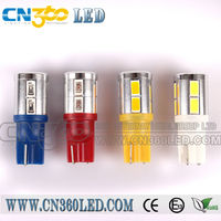 Top sale T10/w5w/194/ led 10 smd 5630 Led car bulb led, Auto led, Car led