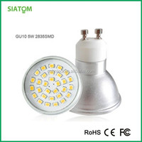 Ienergy dimmable GU10 5W LED Spot light,5w led lighting high brightness