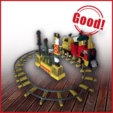 trade assurance supplier amusement park mini train rides, playground rides elephant mini train for kids