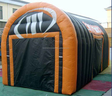 2017 inflatable hospital tent hot welded tent hospital tent with hot welded process