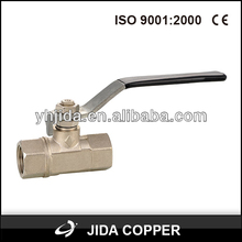 brass ball valve light weight brass ball valve