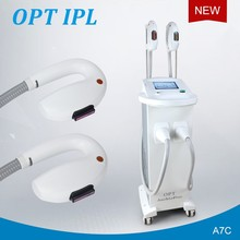 Professional Vertical OPT SHR IPL Hair Removal Machine