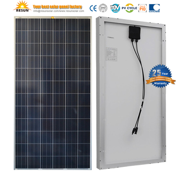 TUV Certificate Polycrystalline 310 Watt Solar Cells Solar Panel Factory Direct 25Years Warranty