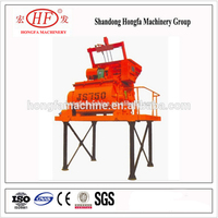 High capacity low cost JS750 concrete mixer price