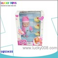 New 7.5 inch doll nurse children doll with bath toy China doll manufacturer wholesale