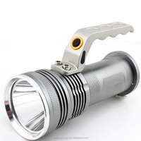 flashlight/led working light torch emergency light, emergency torch light magnet flashlight, led magnetic base flashlight