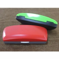 Hard Plastic Hot Sale Cheap Colorful Optical Cases Eyewear Case