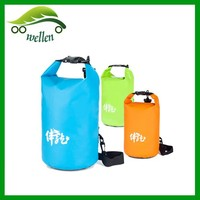 PVC Perfect Waterproof Dry Bag for Adventures