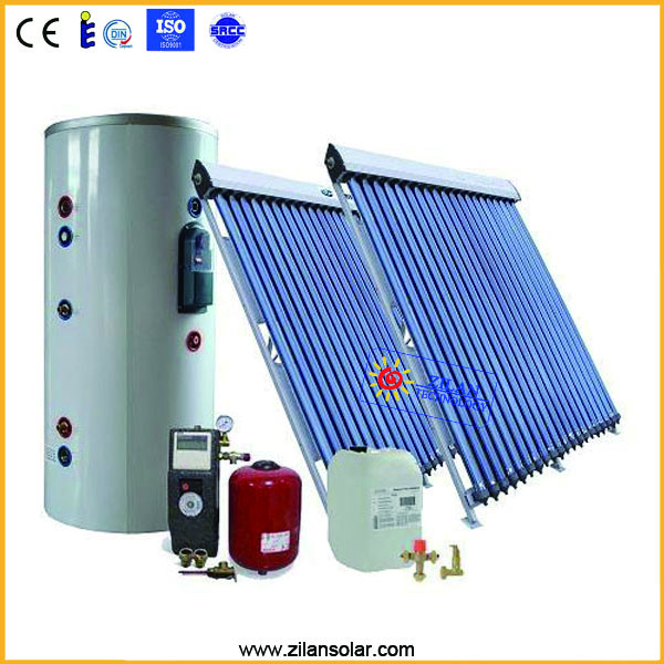 500L split solar room heater solar pool heater