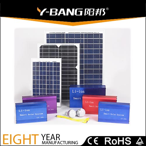 Electric Power Supply Rechargeable Lithium Solar Energy Storage Battery
